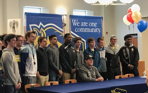 Signing day brings bright futures to athletes
