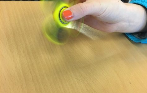 Fidget spinners: a disruption in the classroom or a tool of concentration?