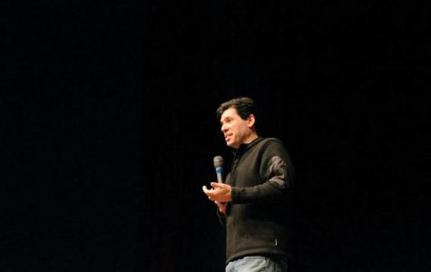 Max Brooks presentation receives positive response from audience