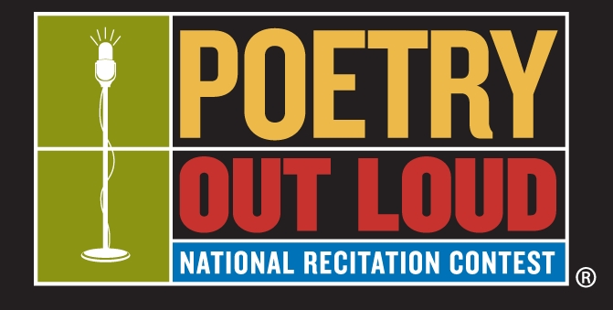 Senior Allie Romo takes off to compete in the 2017 Poetry Out Loud state finals