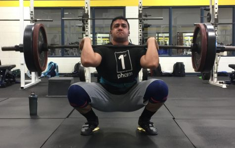 Senior Harvin Sandhu qualifies for, and places first at national power lifting competition in Orlando