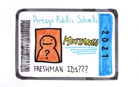 Freshman class to receive school IDs this week in time for fall formal