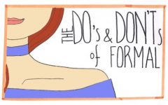 What to do and what not to do for tonight's PC Park Formal