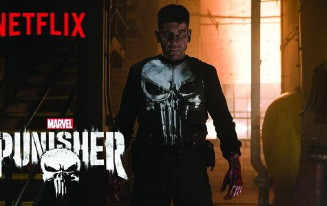 Violent vigilante justice captivates audience in Marvel's series 'The Punisher'