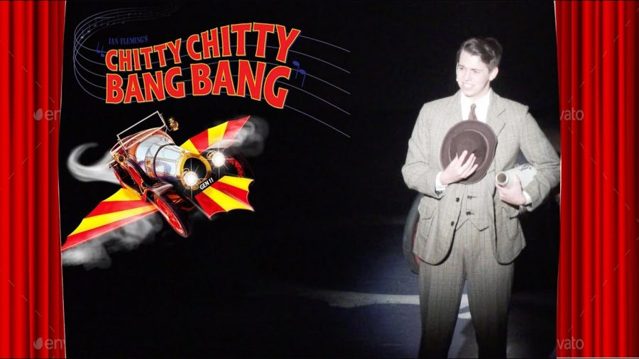 VIDEO: Portage Central's Chitty Chitty Bang Bang Behind the Scenes