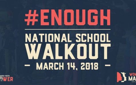 Stand up to end gun violence: update and information on PC's official school walkout