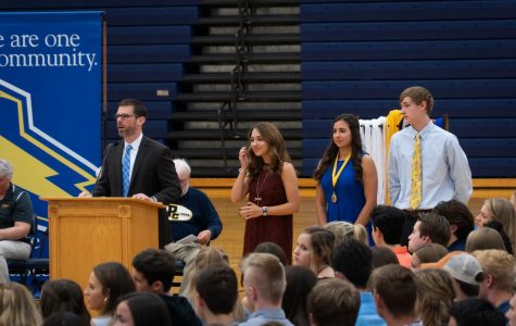 PHOTO GALLERY: Some moments from the class of 2018 rideout ceremony
