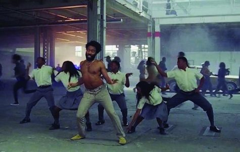 'This is America' after it tops charts due to controversy