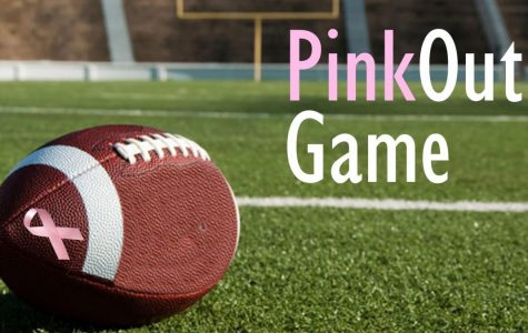 "Support the fight against breast cancer at the ""Pink Out"" game on Friday night"