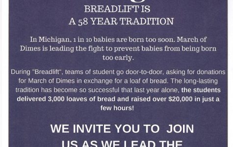 Breadlift coming this weekend to save lives of premature babies and their mothers