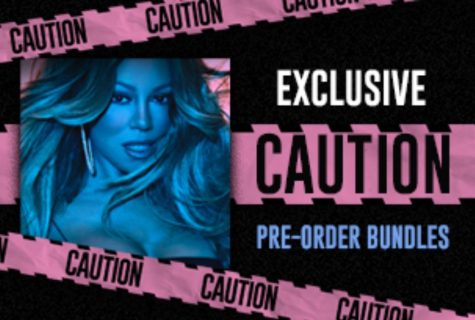 "Mariah Carey""s 15tb Studio Album, ""Caution"" has been released Nov. 16, 2018."