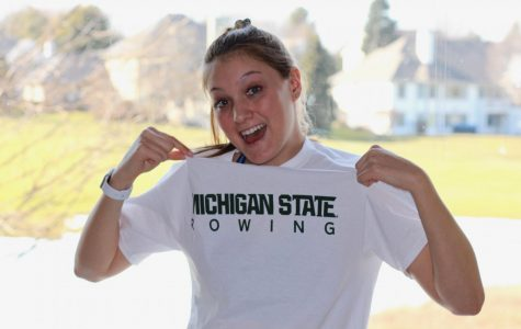 Senior Sydney Sonday commits to Michigan State for rowing