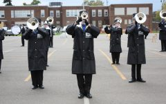 Marching band encounters new challenges this season