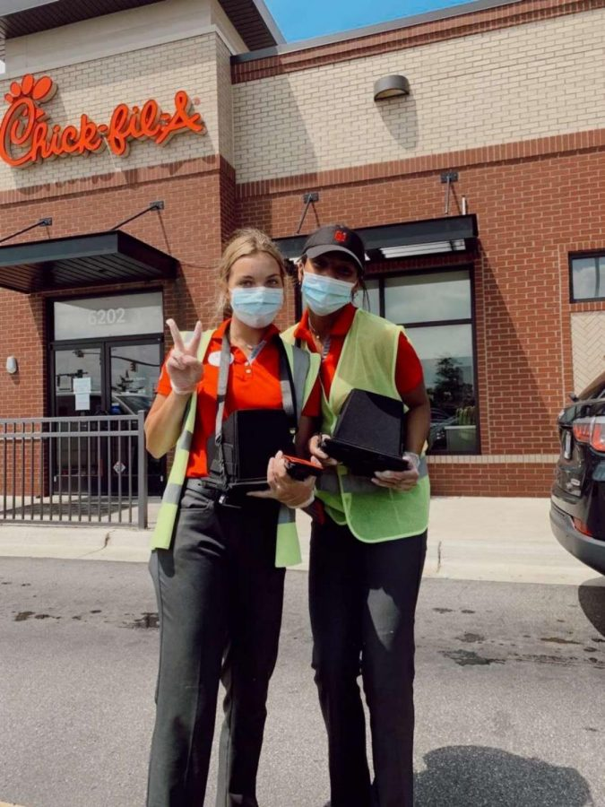 Chick-Fil-A provides learning opportunities for local teens